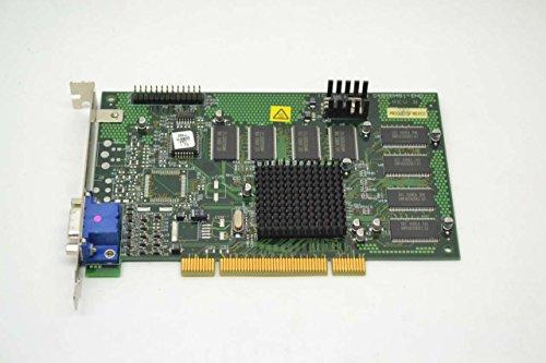 STB SYSTEMS 210-0347-00X 16MB VIDEO GRAPHICS AGP REV B PCB CIRCUIT BOARD B473945 ()