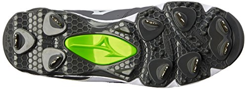 Mizuno Mujer 9 Spike Swift 4 Fast Pitch metal Softball Cornamusa