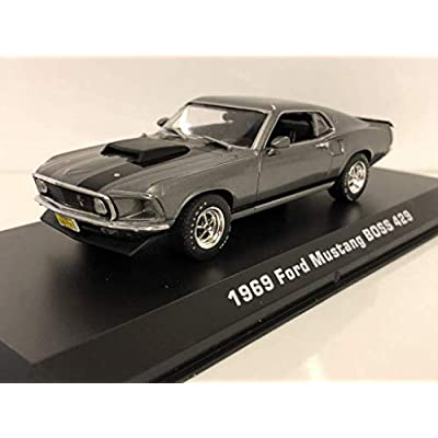 Greenlight 86540 1: 43 John Wick (2014) - 1969 Ford Mustang Boss 429 Die-cast Vehicle, Multicolor: Toys & Games