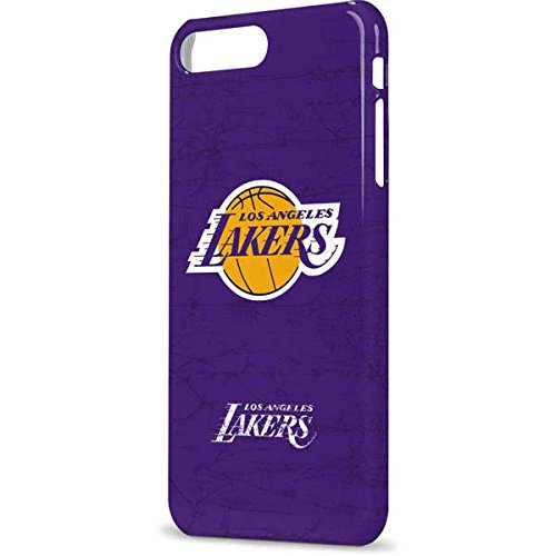 Amazon.com  Los Angeles Lakers iPhone 8 Plus Case - Los Angeles Lakers  Purple Primary Logo  e8c0aaf33