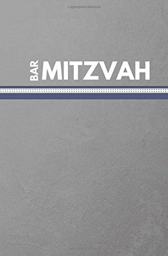 Bar Mitzvah: Bar Mitzvah Planning Notebook; Bar Mitzvah Notebook; Bar Mitzvah Guest Notebook; Bar Mitzvah Gift (Bar Breeze)