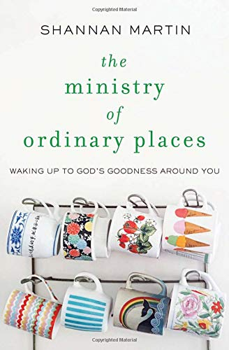 The Ministry of Ordinary Places: Waking Up to God's Goodness Around You