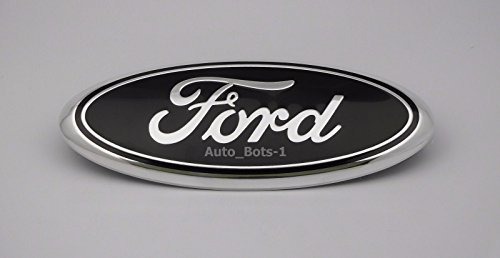 ford blue oval emblem - 5