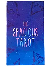 The Spacious Tarot Deck Fortune Telling Divination Oracle Cards Family Party Leisure Table Game with PDF Guidebook