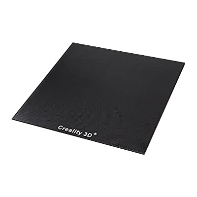 Creality 3D 3D Printer Platform Hot Heated Bed Build Surface Tempered Glass Plate 310x310x3mm