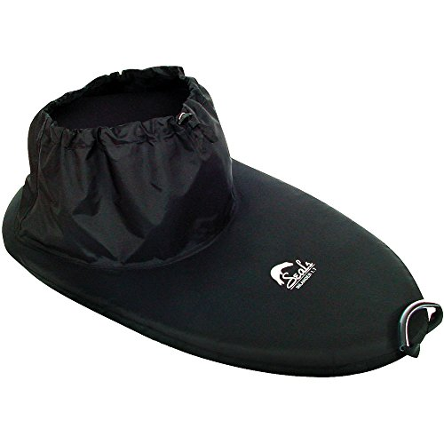 Seals Inlander Spray Skirt, 7.0, Black Nylon Spray Skirt
