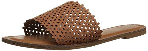 Women's Sandal Rachad Tan Flat XOXO PwUg8qxBU