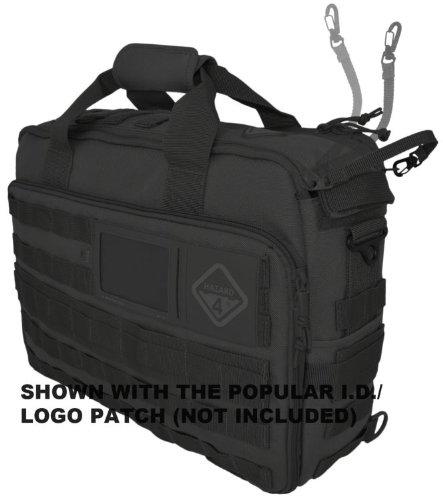 Hazard 4 MOD Laptop Messenger/Briefcase/Go-Bag with Molle, Black by HAZARD 4 (Image #3)