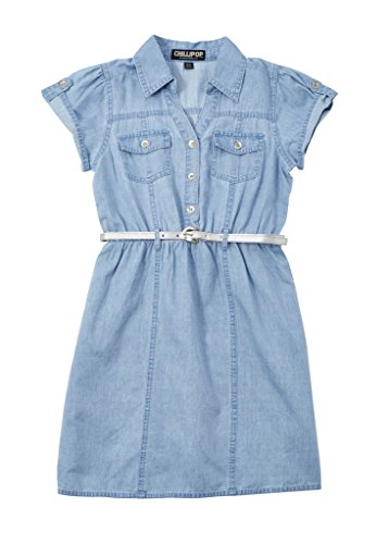 Buy belted day dress - 7