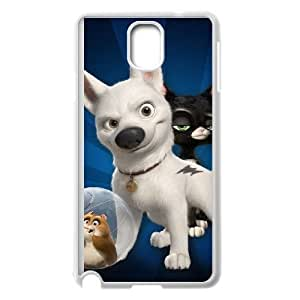Samsung Galaxy Note 3 White phone case Disney characters Bolt DNS6095702