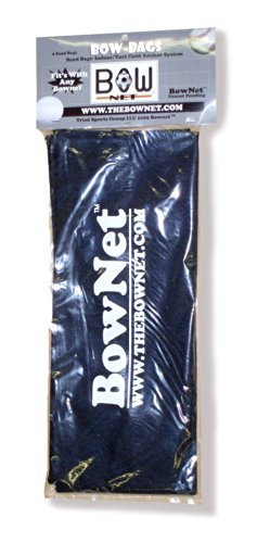 BowNet Portable Practice Lacrosse Goal with Bownet Sand Bags by Bownet (Image #2)