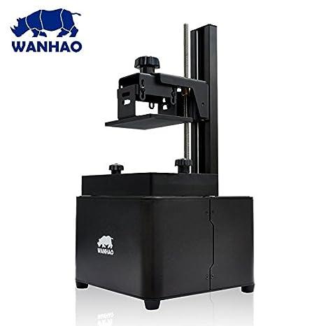 Amazon.com: Wanhao Duplicador de discos D7 7 Impresora 3d v1 ...