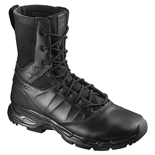 - Salomon Urban Jungle Ultra Boot - Black -13