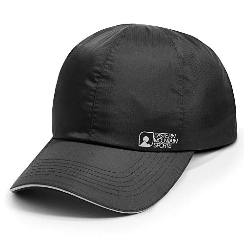 a303c836264 Eastern Mountain Sports EMS Thunderhead Cap Black ONE Size