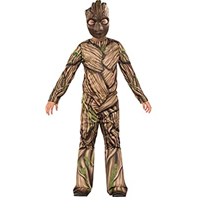 Rubie's Costume Guardians of The Galaxy Vol. 2 Groot Costume, Multicolor, Small: Toys & Games