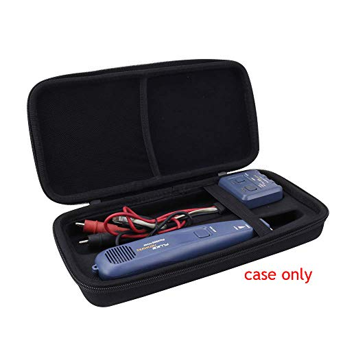 Aenllosi Hard Carrying Case for Fluke Networks 26000900 Pro3000 Tone Generator and Probe Kit