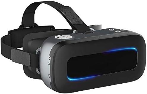 3D VR 眼鏡 バーチャルリアリティ ヘッドマウント オールインワン 機械,1080P HD スクリーン,にとって 2D 3D ビデオ そして ゲーム,黒