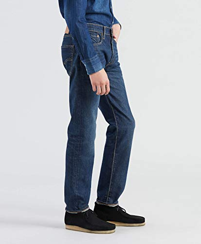 30 502 Somers 33 Warp Man Pants Taper Med Levi's Regular Indigo wvqTqA
