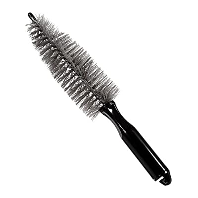 Wheel Brush Tire Cleaning Tool for Car Auto Motorcycle Bike: Automotive