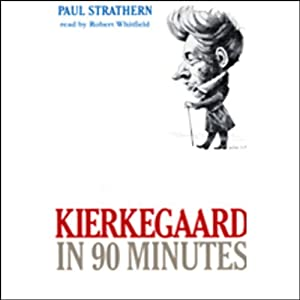 Kierkegaard in 90 Minutes Audiobook