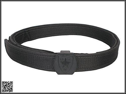 cinturón de caza táctico IPSC cinturón especial negro Military Outdoor