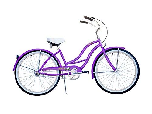 Micargi Bicycle Industries Tahiti 3-Speed Ride On, Purple
