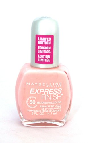 (Maybelline Express Finish 50 Second Nail #20 Rose Petal Paradise)