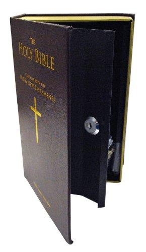 Maped Helix USA Deluxe Holy Bible Homesafe, Hardback Book