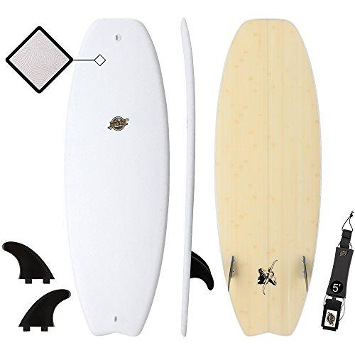 5' Wake Surfboard - Premium Hybrid Soft Top WakeSurfboards - The 5' Big Betsy