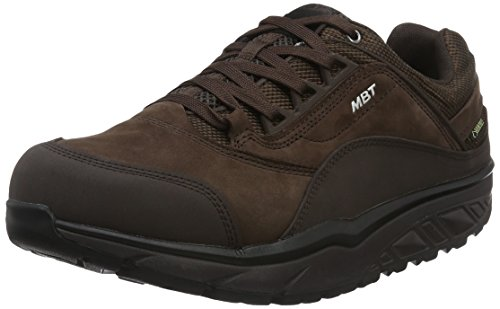 Les Hommes Mbt Anasa Gtx Sneaker Marrone (de Caf