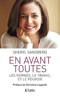 En Avant Toutes Sheryl Sandberg Babelio