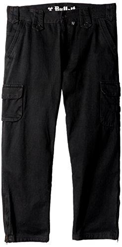 Bull-it Men's SR6 Cargo Jeans(Black,38W x ()