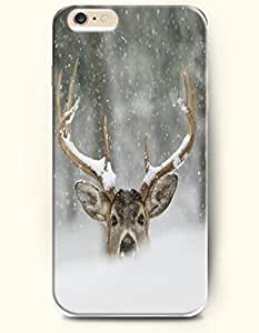 OOFIT Samsung Galasy S3 I9300 case 4.7 inches - A Deer In The Snow Kimberly Kurzendoerfer