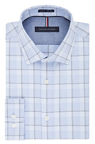 athletic fit mens dress shirts - 5