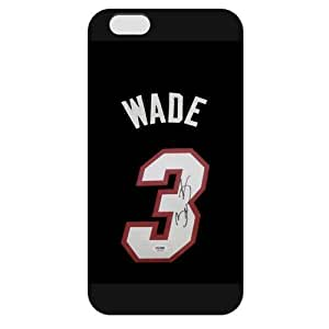 (TCustomized Black Frosted Case For Ipod Touch 5 Cover Case, NBA Superstar Miami Heat Dwyane Wade Case For Ipod Touch 5 Cover Case, Only Fit Case For Ipod Touch 5 Cover Case