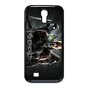 dishonored the knife of dunwall Samsung Galaxy S4 9500 Cell Phone Case Black 53Go-349174