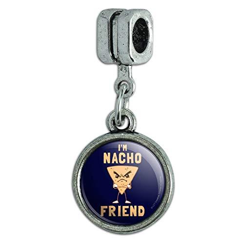 GRAPHICS MORE I'm Nacho...