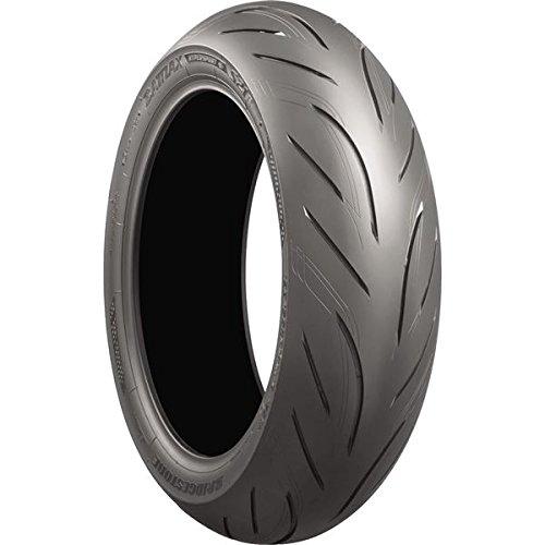 Bridgestone Battlax Hypersport S21 Rear Tire (180/55ZR17) (Best Sport Touring Motorcycle Tires 2019)