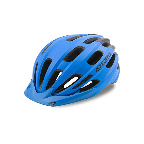 Giro Hale MIPS Youth Visor Bike Cycling Helmet – Universal Youth (50-57 cm), Matte Blue (2021)
