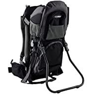 Luvdbaby Premium Baby Backpack Carrier for Hiking with Kids – Carry Your Child Ergonomically