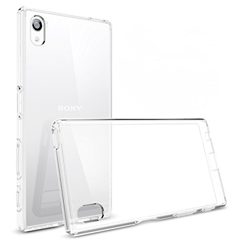 TPU Thin Case for Sony Xperia Z5 Premium (Clear) - 1