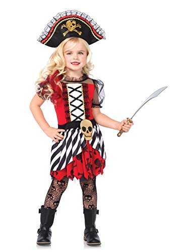 Leg Avenue Children's Rogue Pirate (Childrens Pirate Costume Ideas)