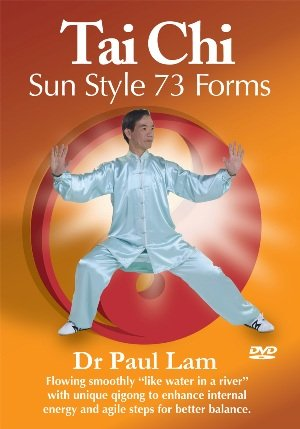 Tai Chi Sun Style 73 Forms