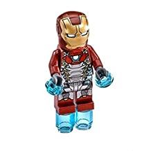 LEGO® Superheroes - Iron Man Mark 47 Armor Minifigure