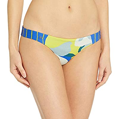 Maaji Women's Flirt Reversible Signature Cut Bikini Bottom Swimsuit