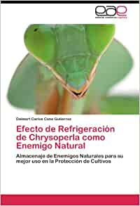 Efecto de Refrigeración de Chrysoperla como Enemigo