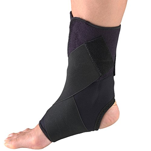 OTC Ankle Support, Slip-on, Figure-8 Wrap around Strap, X-Large
