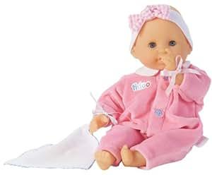 """Corolle Mon Premier Tidoo 12"""" Baby Doll (Tidoo Suce Pouce In PJs)"""