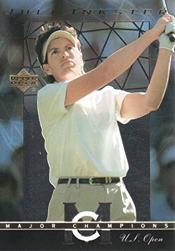 (2003 Upper Deck Golf Major Champions #31 Juli Inkster 99 US Open)
