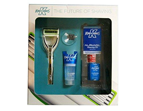 King of Shaves Hyperglide System Razor Kit